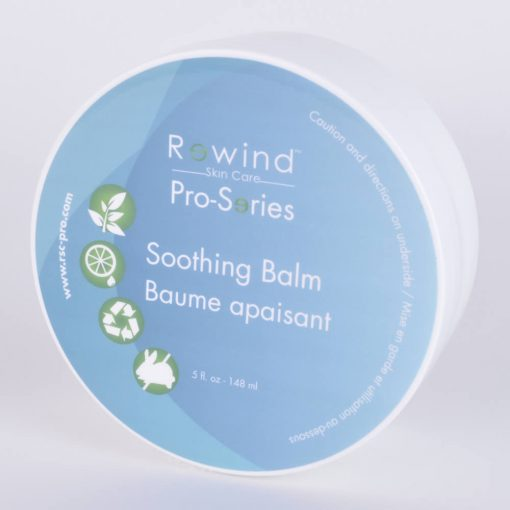 Rewind Skin Care Soothing Balm 5 ounce | Fascia Release Balm